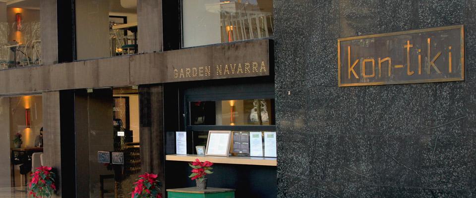Garden navarra castellana cocina navarra de calidad - Kontiki madrid ...